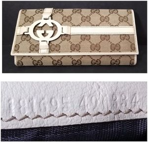 Authentic Gucci Leather Wallet - Good + Gorgeous